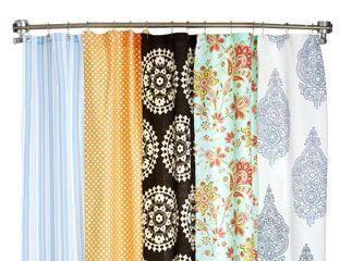 unique shower curtains fun shower