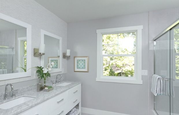 25 best bathroom paint colors popular