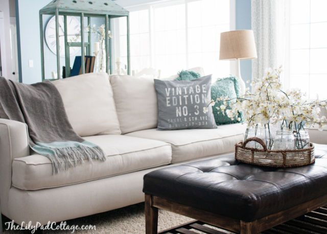 white sofa living room decorating hawaiian style a how to decorate couch image