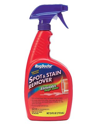 Rug Doctor Spot  Stain Remover Review