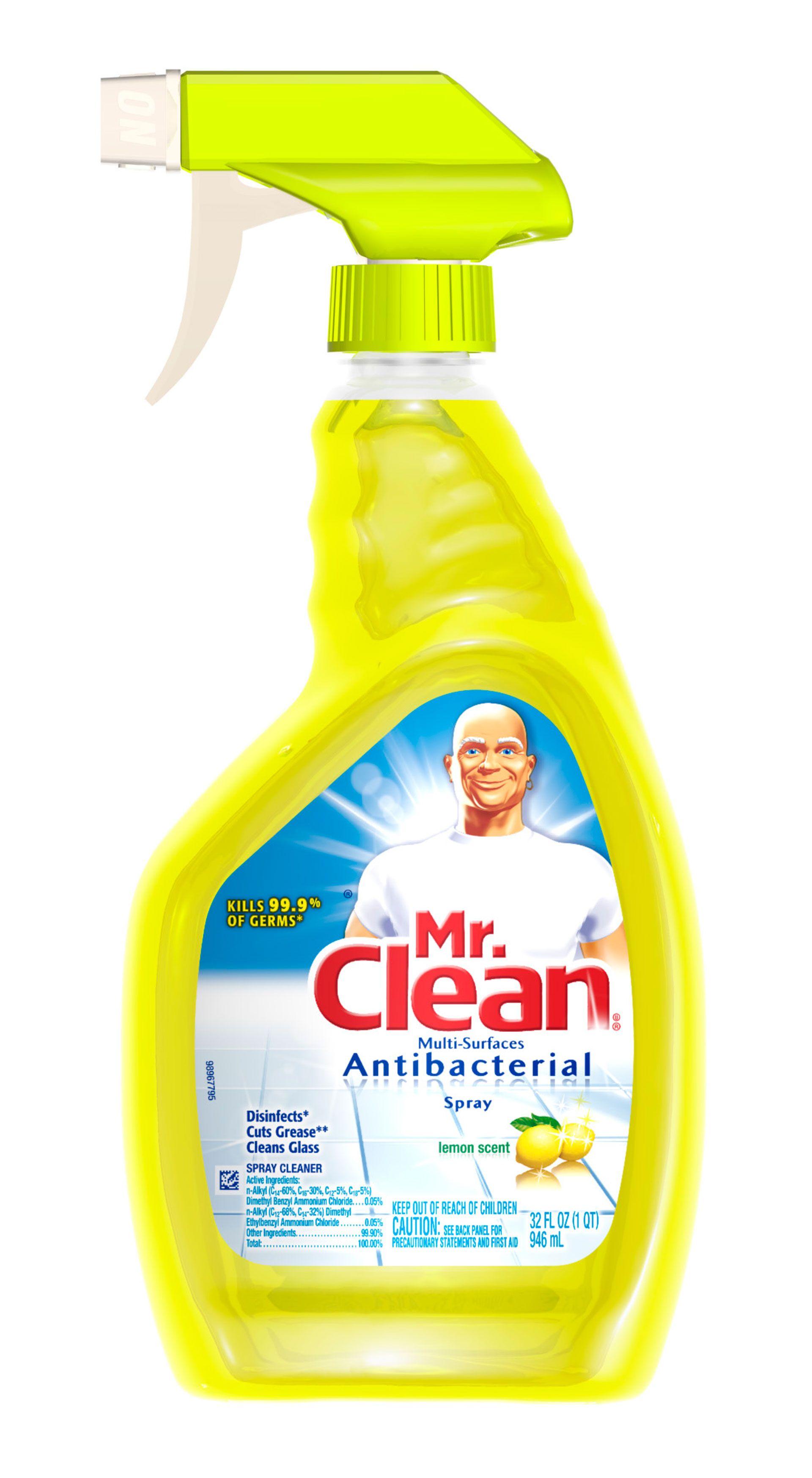 mr clean multi surfaces antibacterial