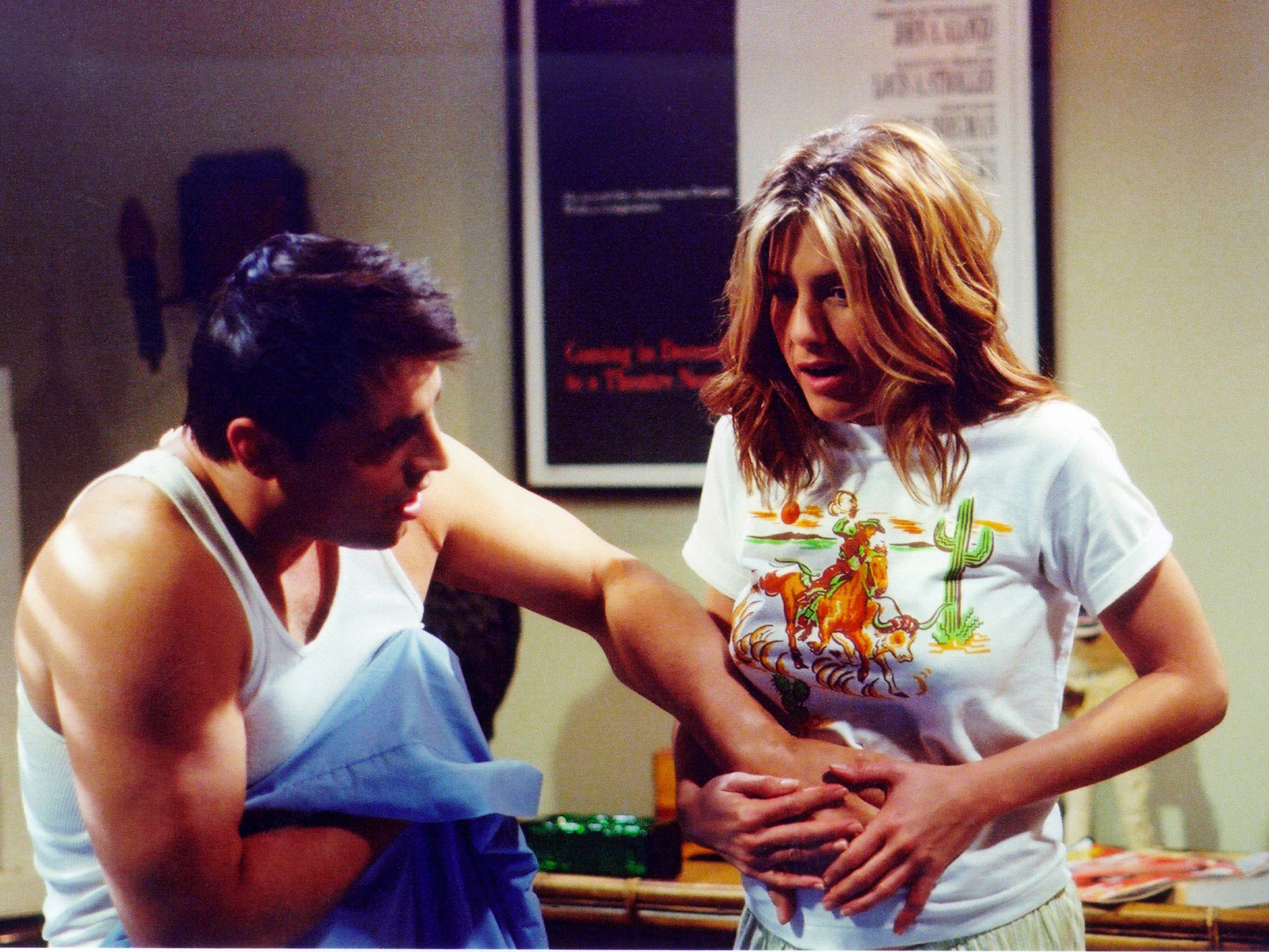 Jennifer Aniston Is Not Convinced By The Theory That Joey