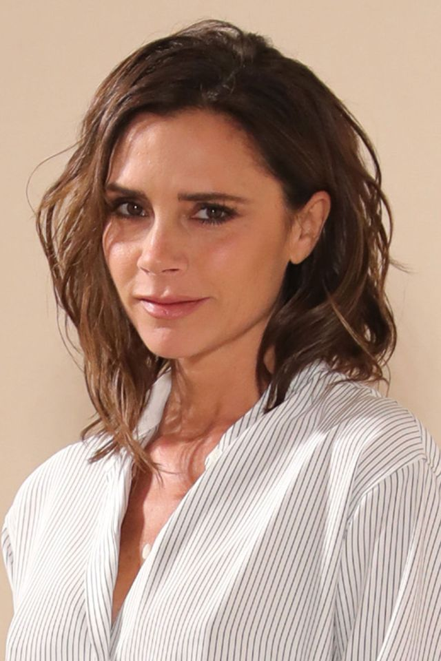 victoria beckham's beauty transformation over the years