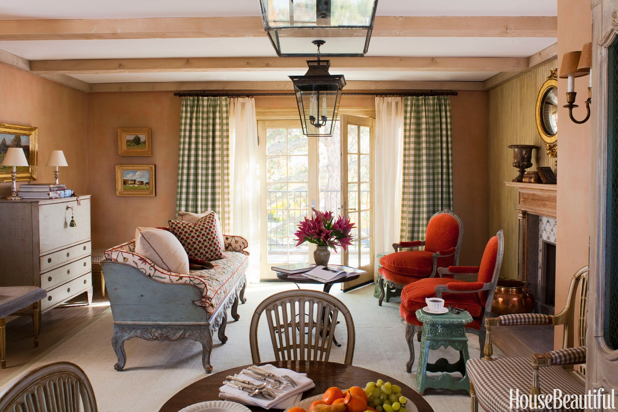 We earn a commission for products purchased through some links in this article. 15 Best Small Living Room Ideas - How to Design a Small ...