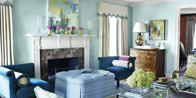Paint Color For Living Room | Thecreativescientist.com