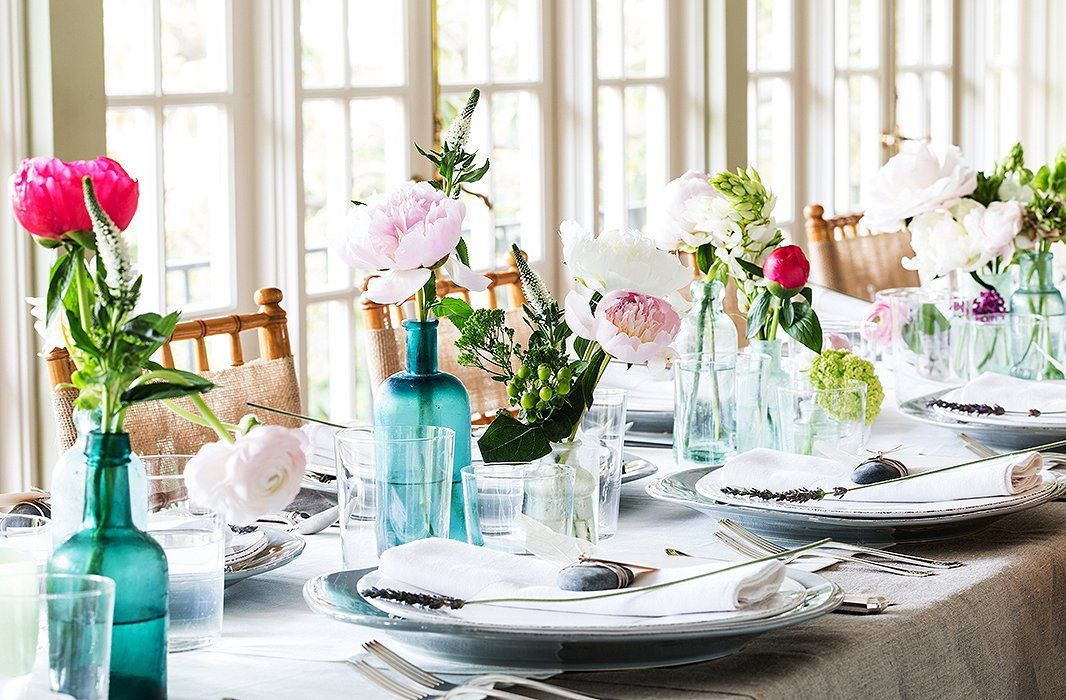 40 table setting decorations