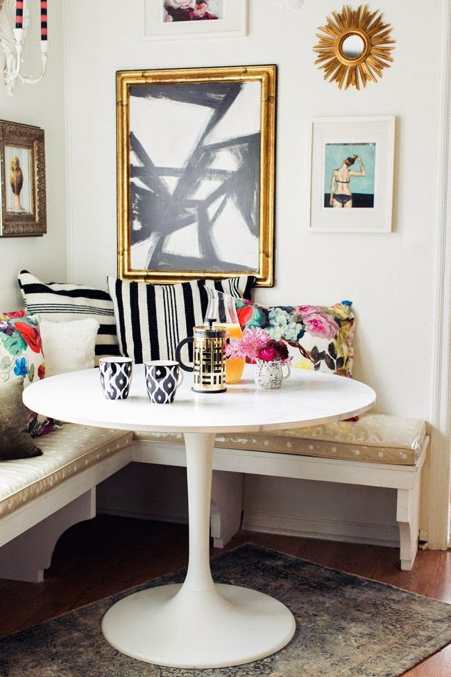 corner living room table carpet ideas for small dining design tricks making the most of a 10 clever ways to make