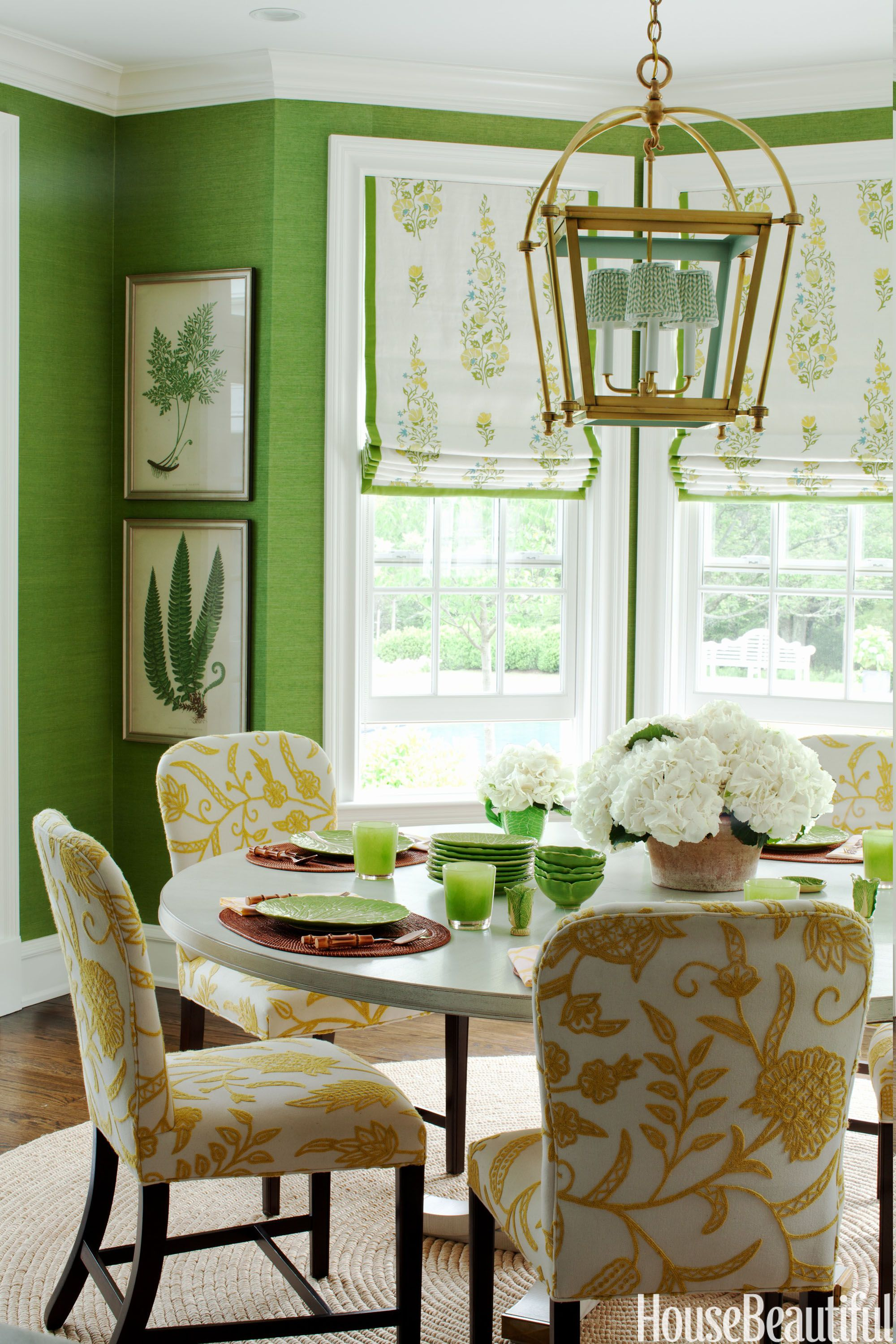 green dining room table and chairs jarvis chair oz design 30 breakfast nook ideas kitchen furniture