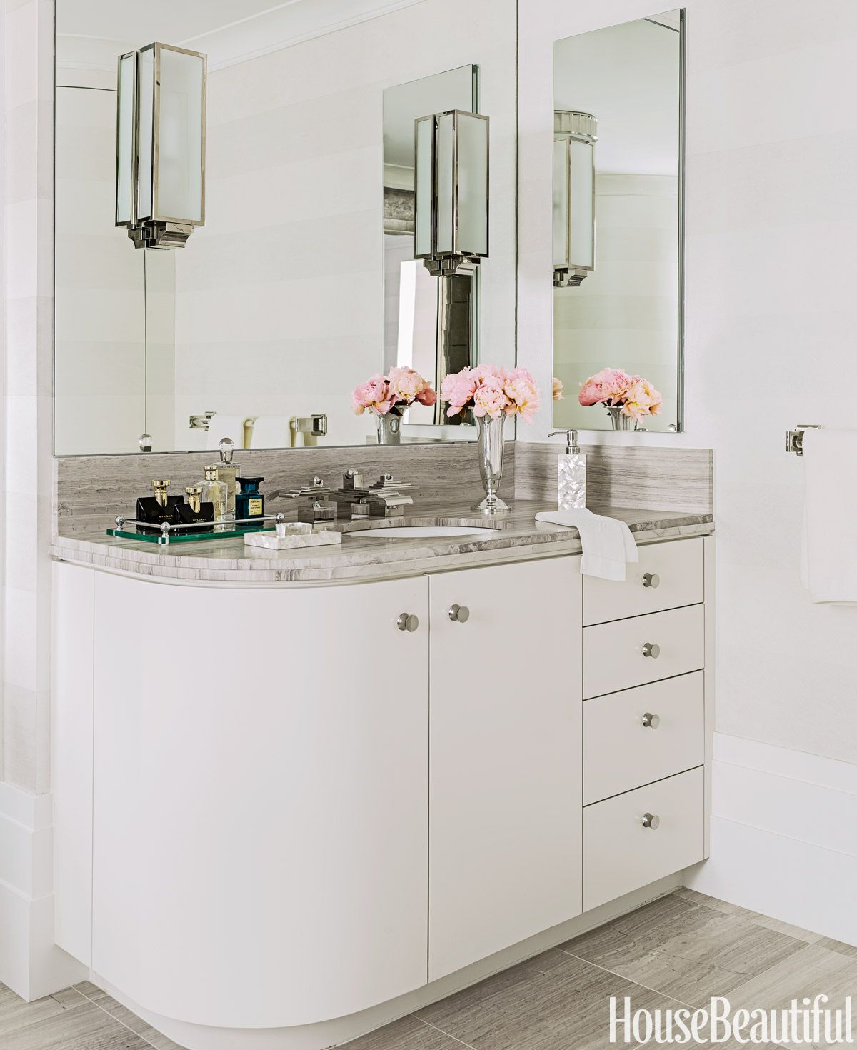Remodeling Ideas For Small Bathrooms 30 Small Bathroom Design Ideas Small Bathroom Solutions