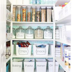 Kitchen Pantry Organization Ideas Braided Chair Pads For Chairs 20 And Tricks How To Organize Your
