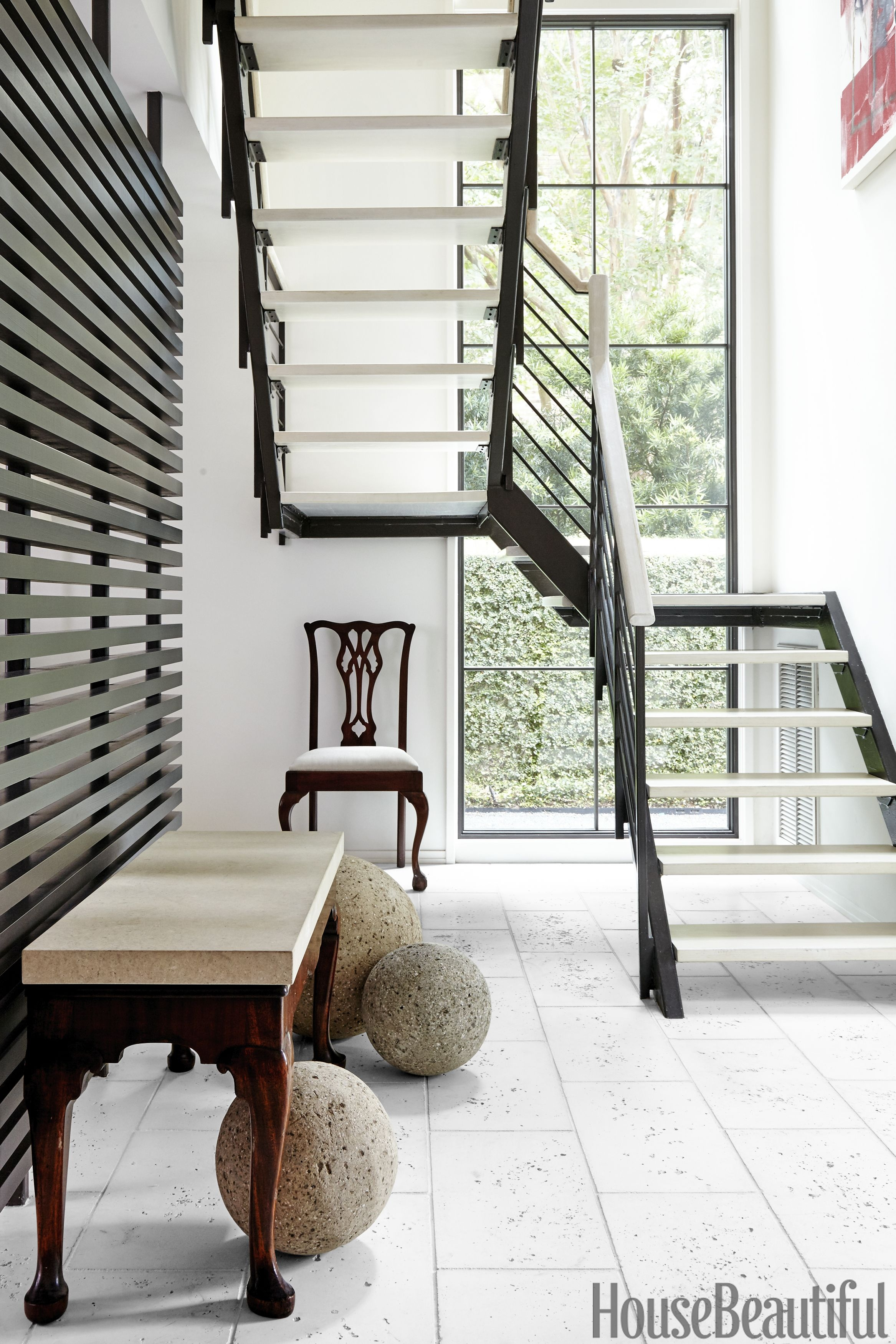 25 Unique Stair Designs Beautiful Stair Ideas For Your House | Simple Staircase Designs For Homes | Kitchen | Interior | Tiny | Simple 2Nd Floor House | Space Saving