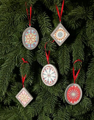 Photo Christmas Ornaments Crafts