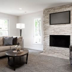 How To Design Living Room With Fireplace And Tv Colors For Walls 2018 Stop Hanging Your Television Over