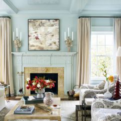 Interior Home Decorating Ideas Living Room Decoration India 60 Best Spring Decor Inspiration In The Custom Colored Lacquer Was Applied For A Sleek Unified House Beautiful