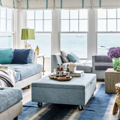 Living Room Arrangements With Sectionals Beige Leather Sofa Ideas Beach House Decor - Chic For Decorating Houses