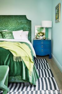 17 Dreamy Green Bedrooms