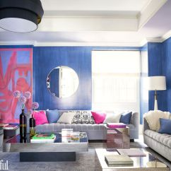 Small Living Room Ideas Blue Feature Wall Wallpaper 26 Best Rooms Decor For Light And Dark You Haven T Seen A Million Times Before
