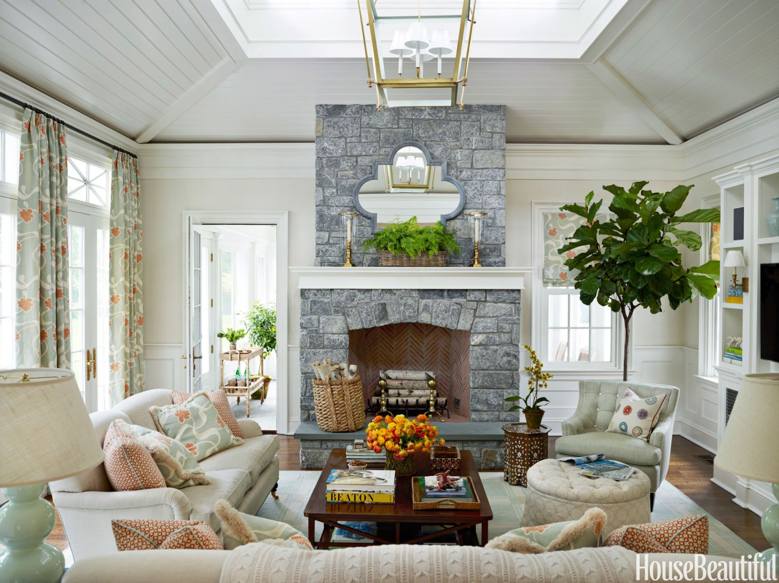 Awesome 60 Family Room Design Ideas Decorating Tips For Rooms Part 27