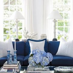 Nautical Themed Living Room Ideas Best Deals Furniture Home Decor For Decorating Rooms House Blue Sofa