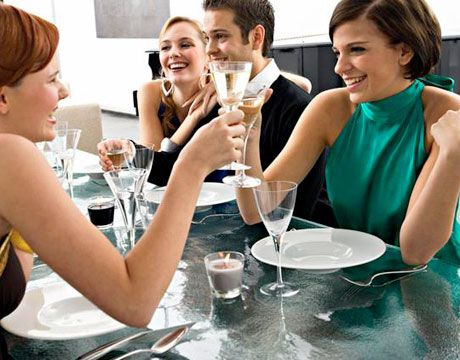 Dinner Party Ideas Tips And Ideas For Hosting Dinner Parties