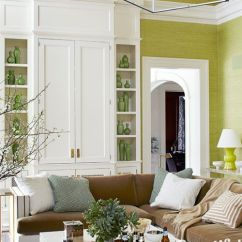 Green Living Room Walls Blue And Tan Colors 10 Best Rooms Ideas For
