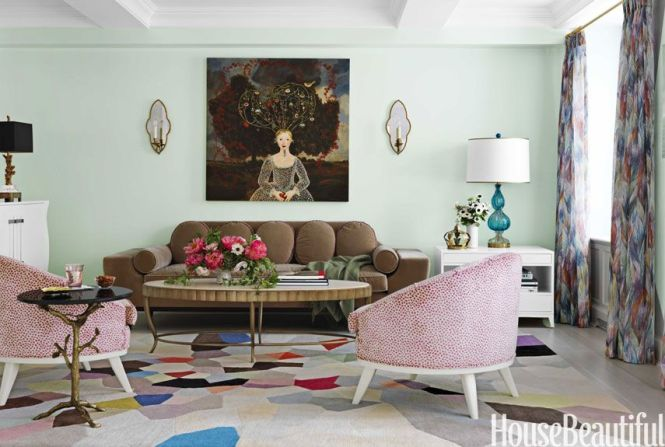 Blue Green Living Room Decorating Color Scheme 3 And Schemes Creating Spectacular