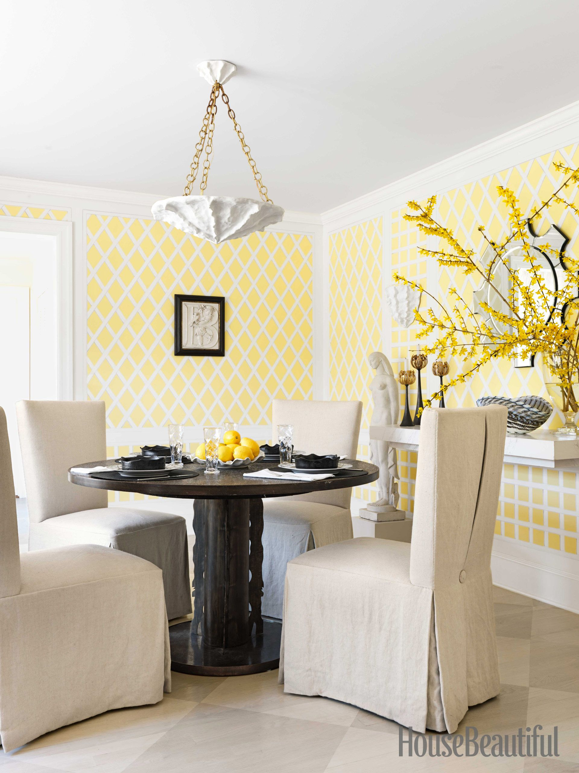 yellow gray and white living room rustic furniture sets 10 best shades of top paint colors