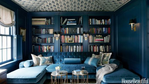 Best Wall Color For Home Library Home Painting