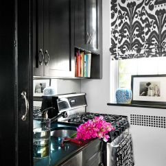 Kitchen Black Cabinets Rolling Island With Seating 10 Cabinet Ideas Cabinetry And Cupboards