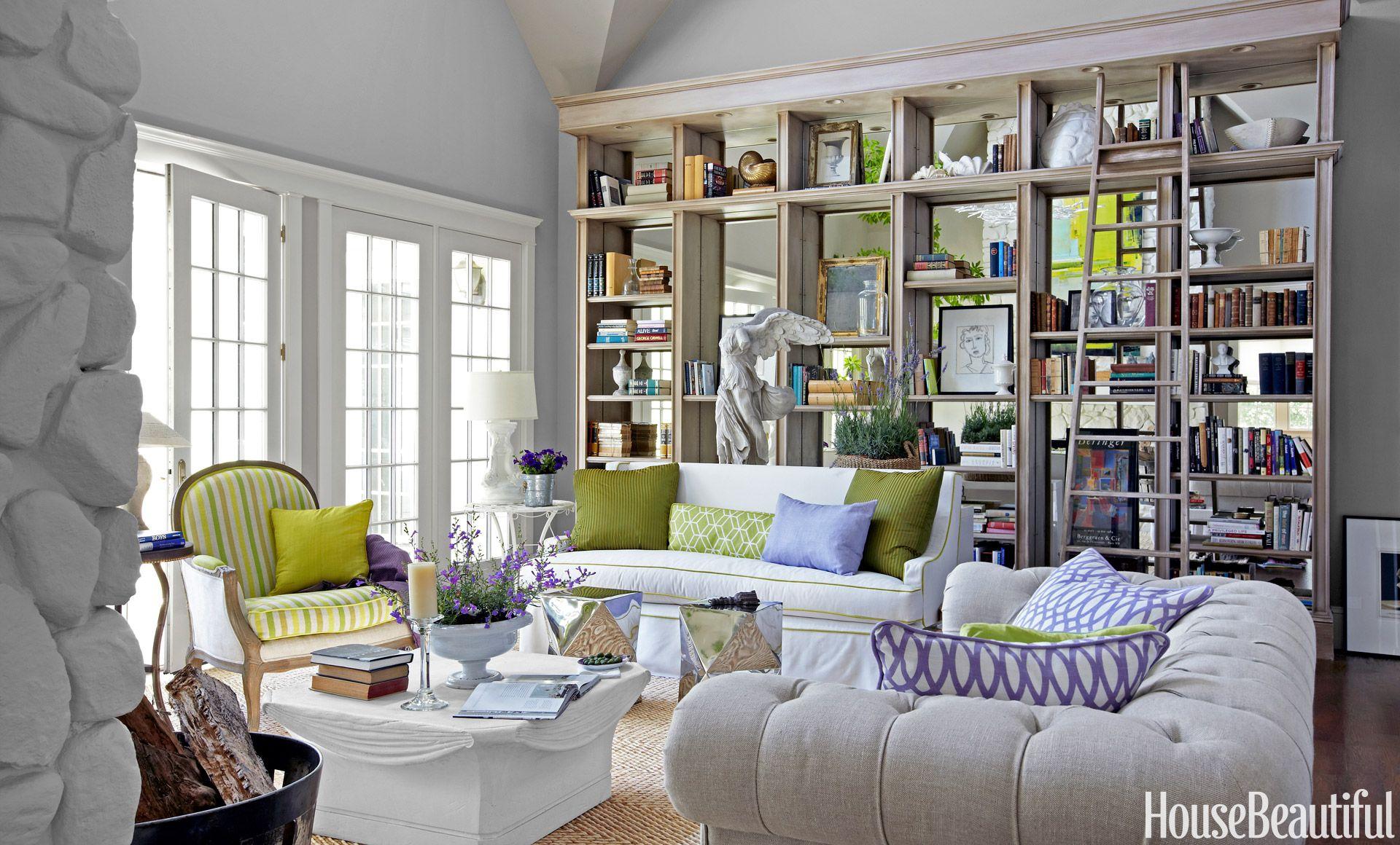bookshelf decorating ideas - unique bookshelf decor ideas