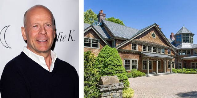 Bruce Willis Buys Bedford New York Home See Inside Bruce Williss Upstate New York Estate