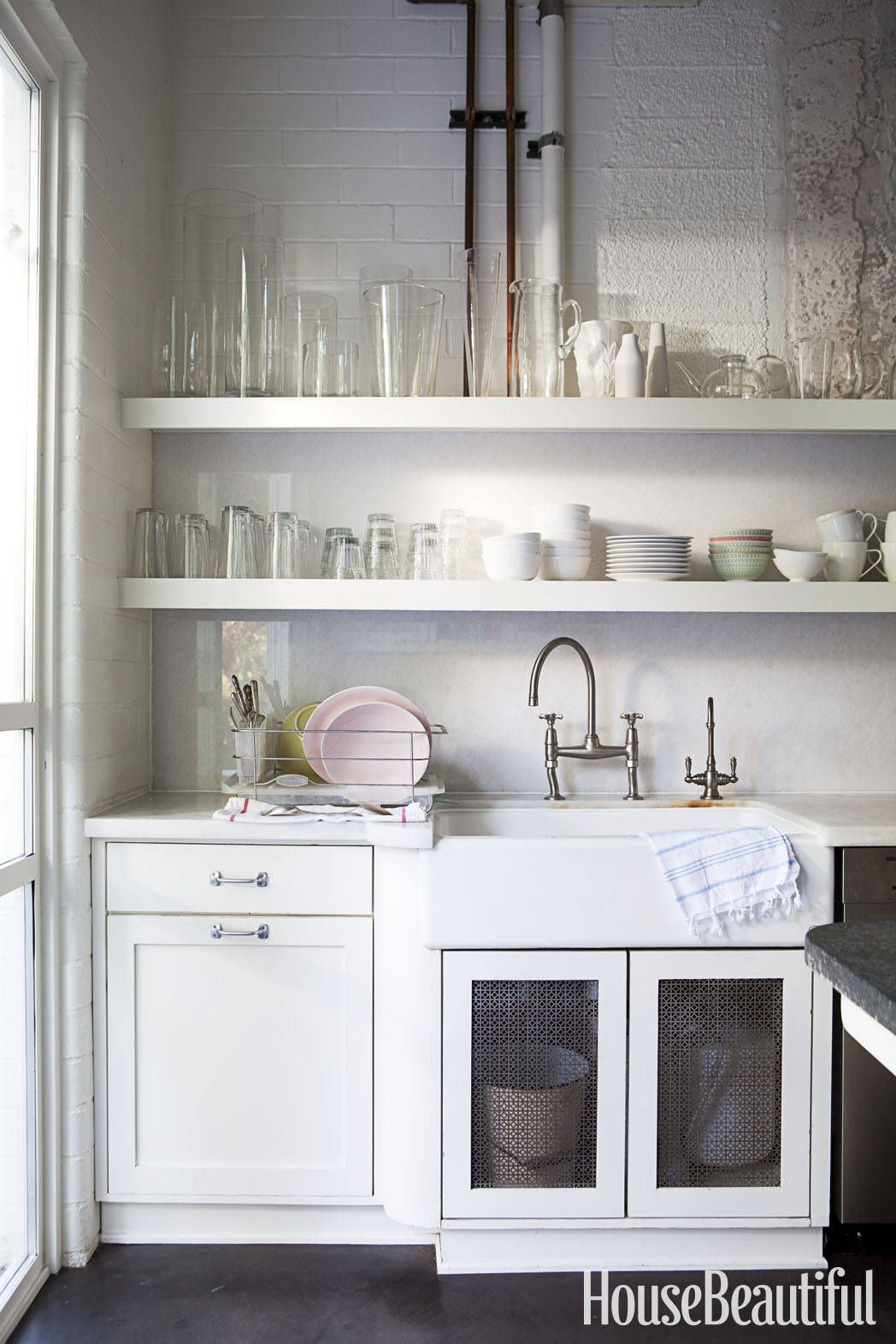 kitchen open shelves how to design the hate shelving these 15 kitchens might convince you otherwise