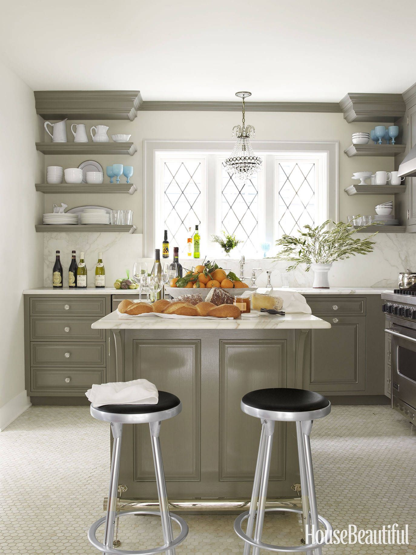 kitchen open shelves commercial flooring epoxy hate shelving these 15 kitchens might convince you otherwise
