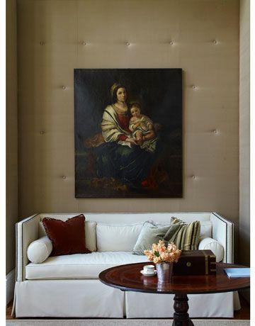Robert Niche Painting : robert, niche, painting, Robert, Brown's, Peaceful, Atlanta, Design