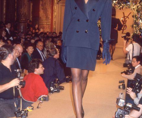Naomi Campbell S Runway Evolution Naomi Campbell 90s