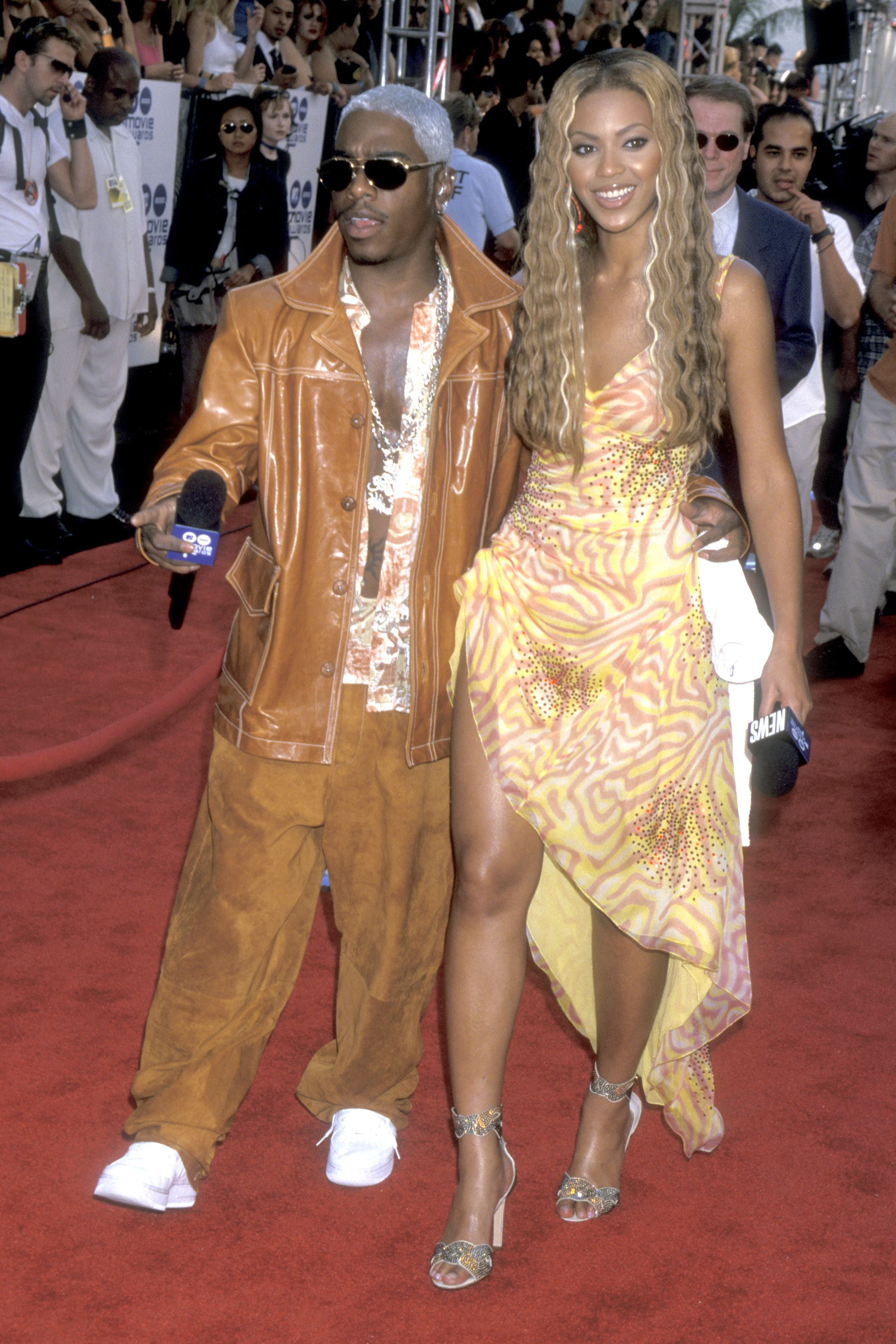 beyonce s style evolution in photos