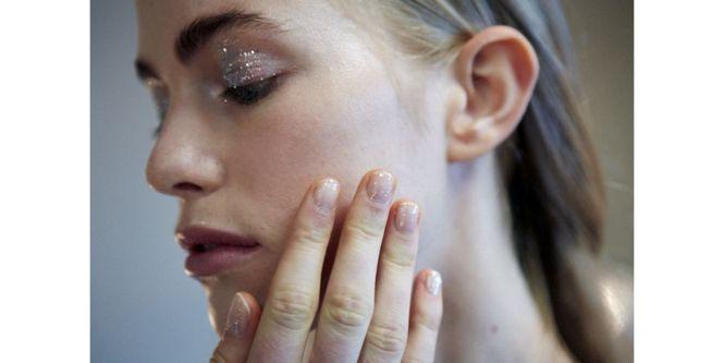 Stella Mccartney Spring 2016 Exclusive Nail Art Runway Trends