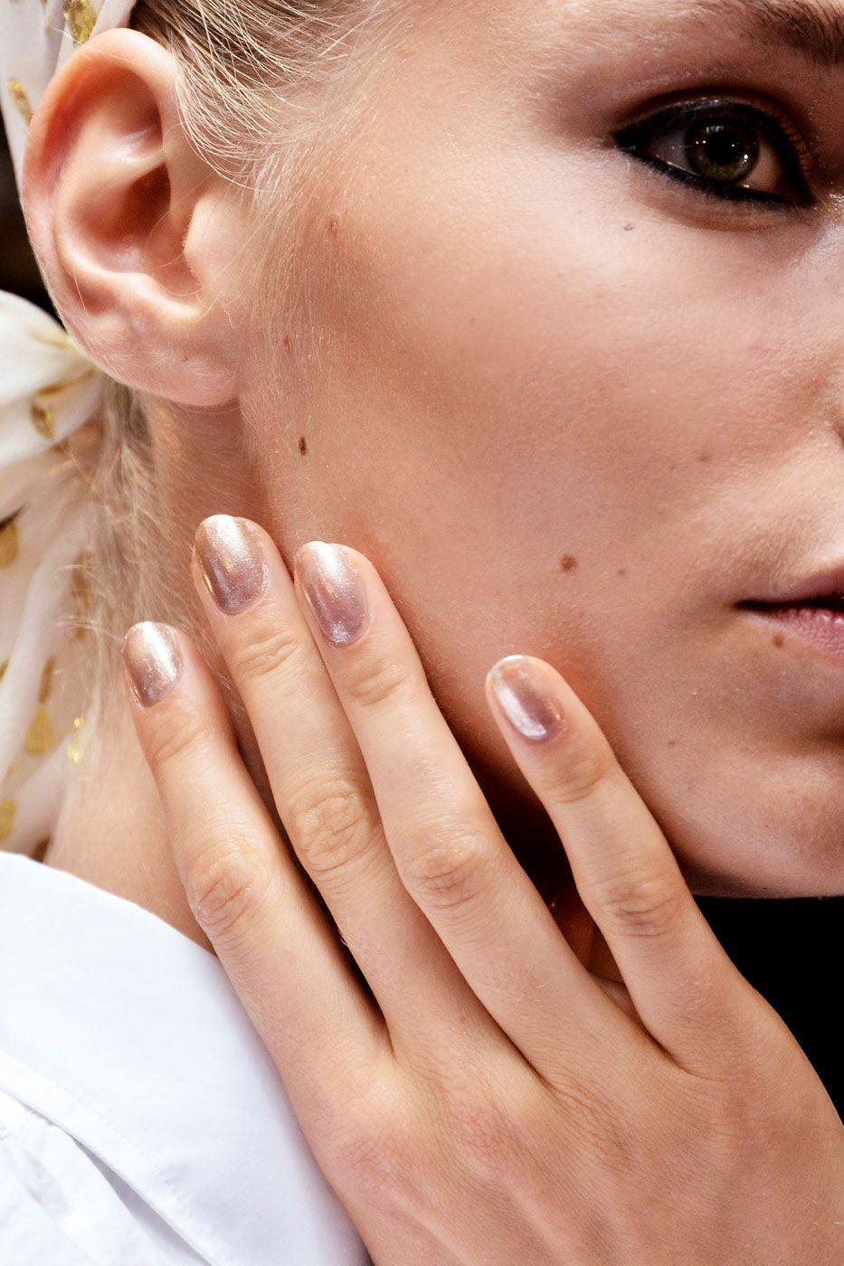 13 Cool Nail Polish Trends For Spring 2017 Art Ideas From The Runway
