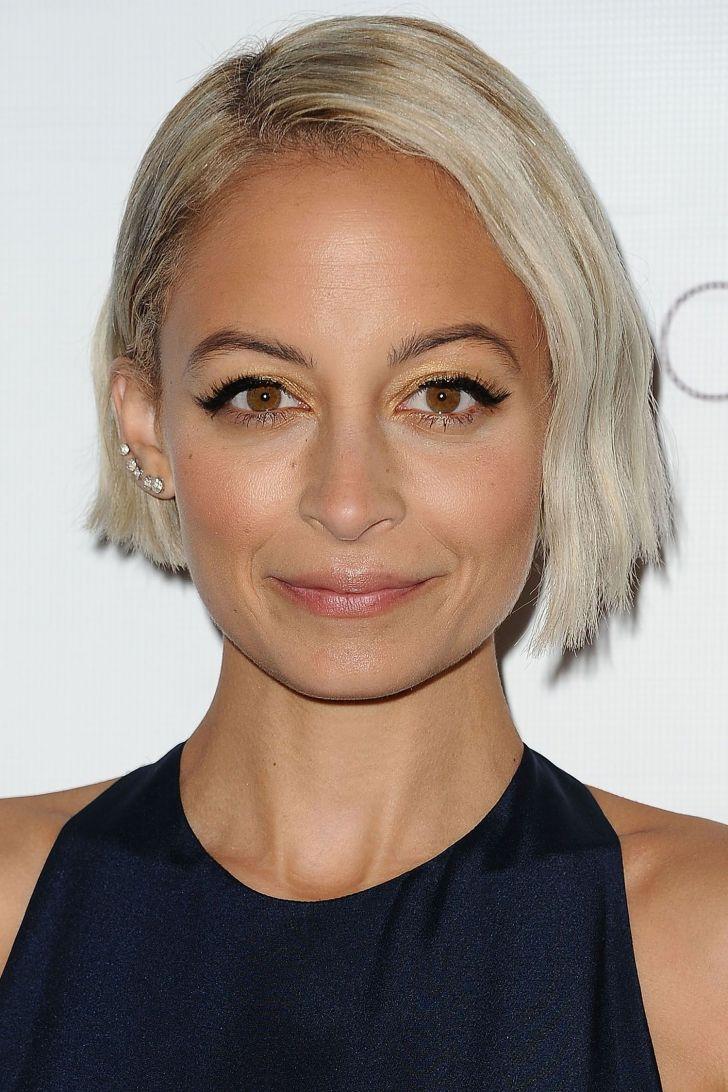 Short Hairstyle: Short Brown Hairstyles. Desktop Short Brown Hairstyles For Hairstyles Iphone Hd Hbz Pixie Update Nicole Richie Cuts We Love From