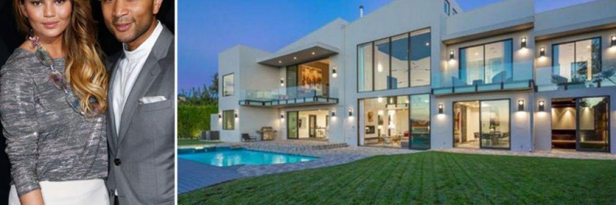 Chrissy Teigen And John Legend Buy Rihanna S Former Home