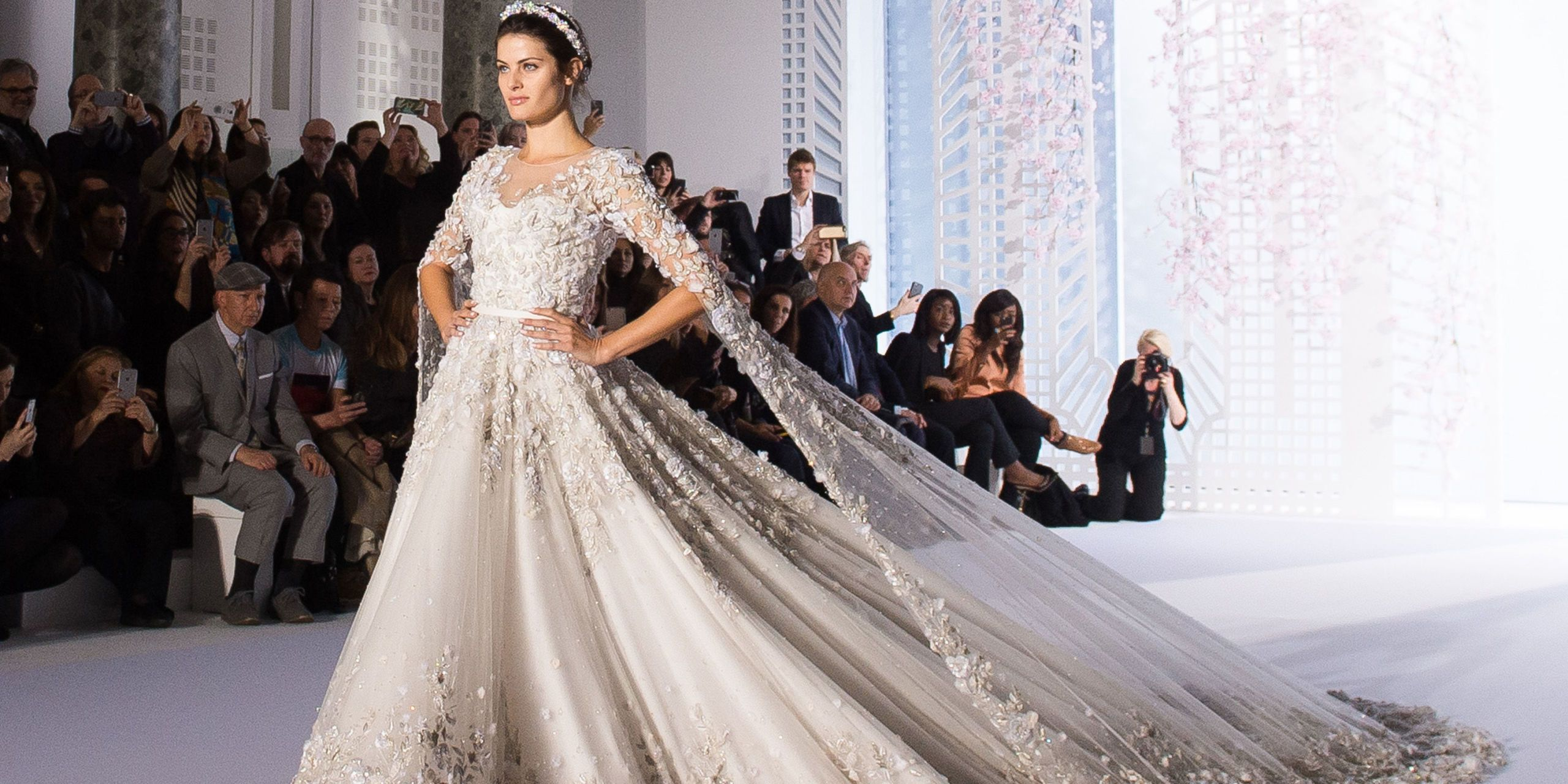 Isabeli Fontana's Wedding Dress