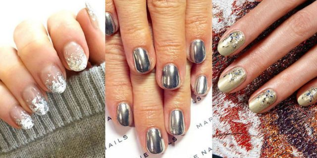 15 Best New Years Eve Nail Art Ideas Designs For A Manicure
