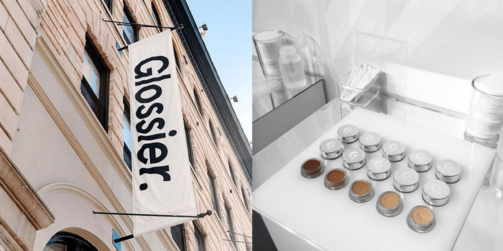 Glossier Opens Their First Store - Glossier Beauty Showroom in NYC