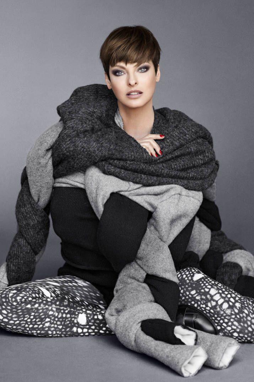Linda Evangelistas Beauty Secrets Model Beauty Tips