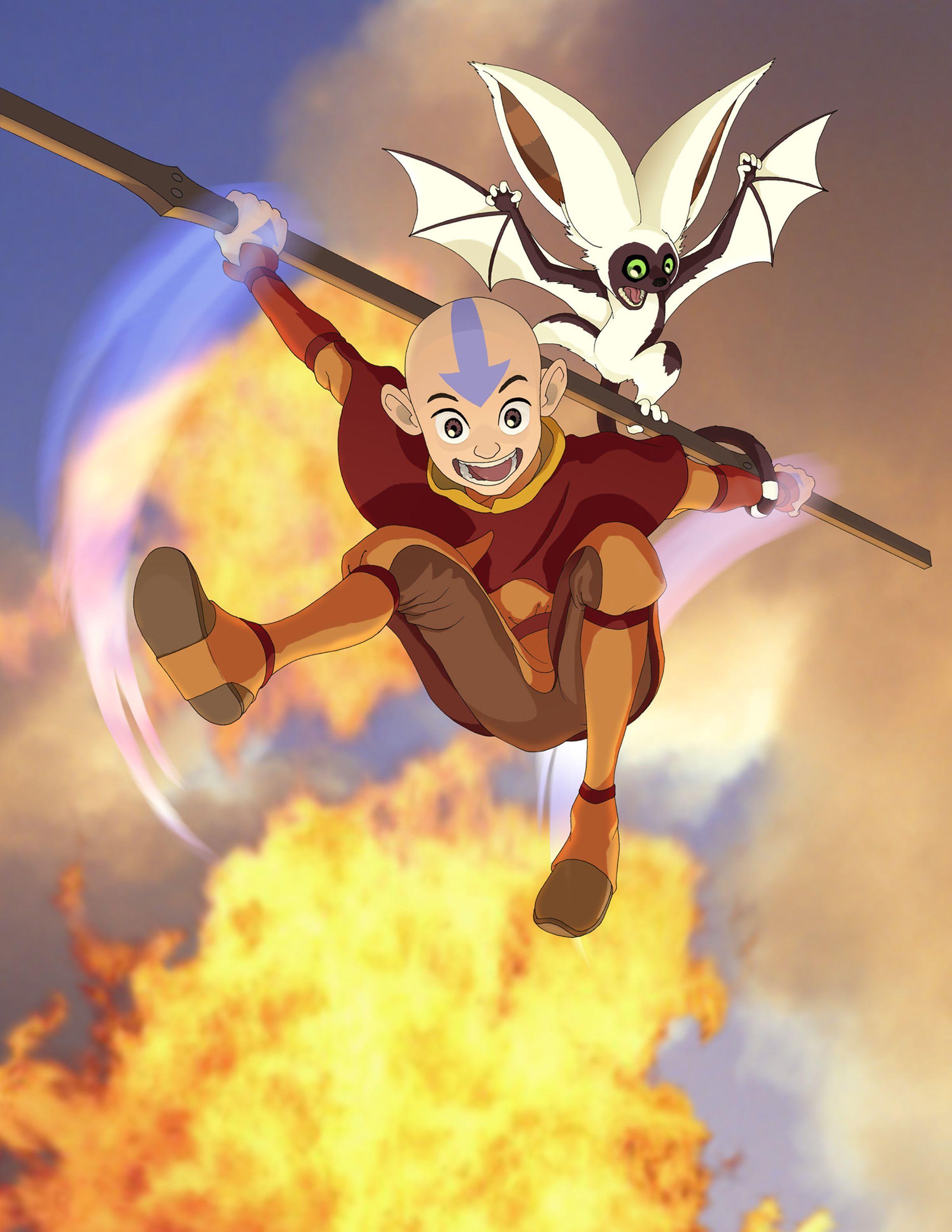 Avatar The Last Airbender Unaired Pilot Watch Online : avatar, airbender, unaired, pilot, watch, online, Nickelodeon, Released, Original,