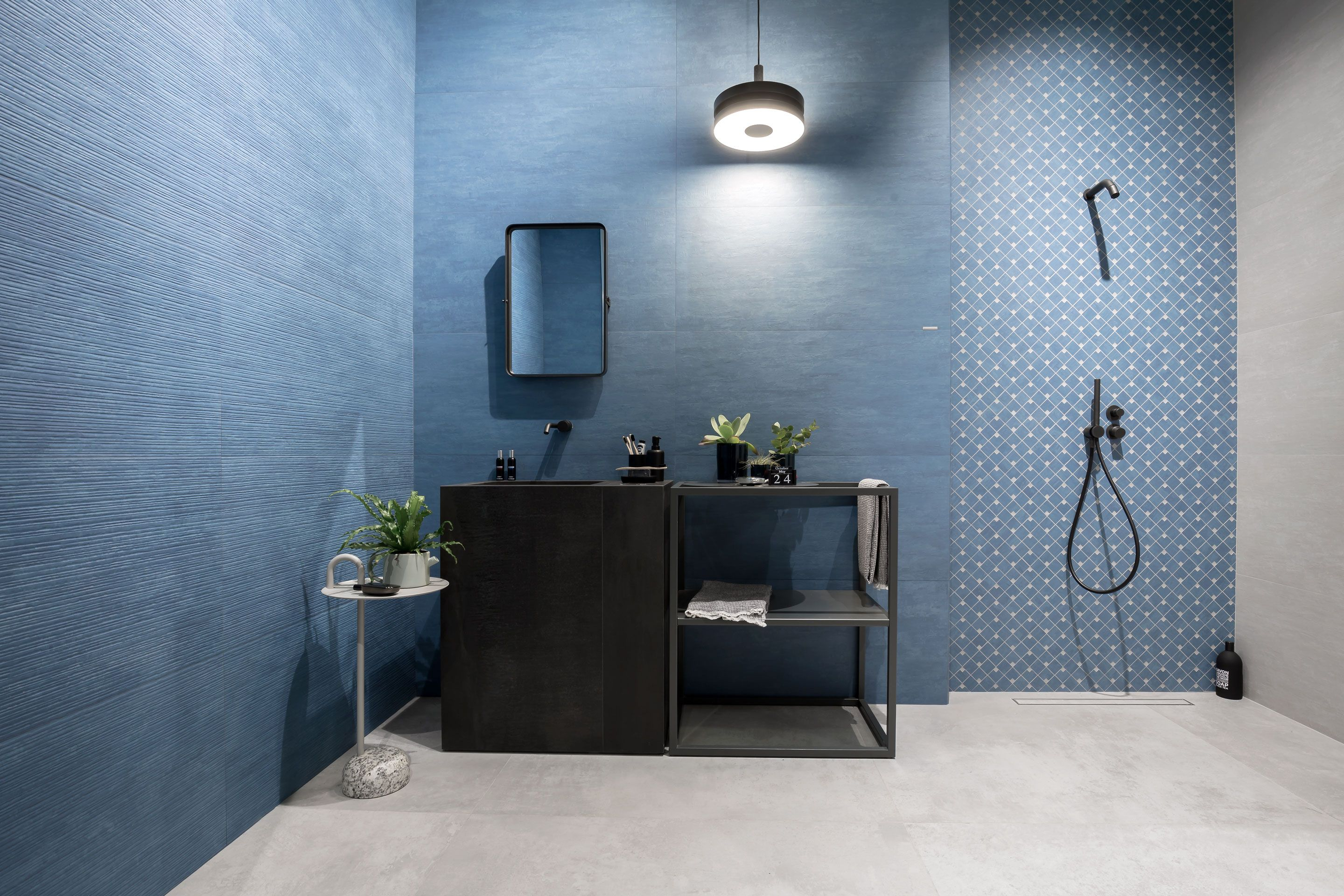 concrete effect tiles the collections
