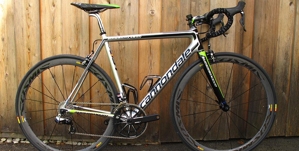 First Look: Cannondale SuperSix EVO Hi-Mod | Bicycling