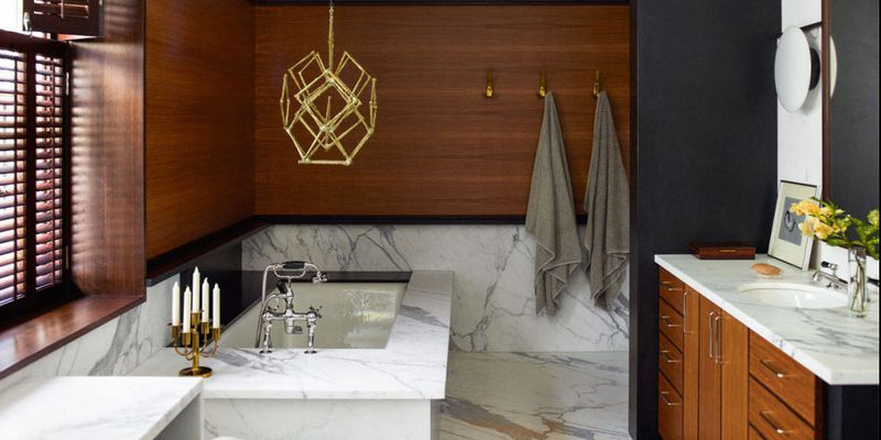 25 Best Modern Bathrooms  Luxe Bathroom Ideas with Modern