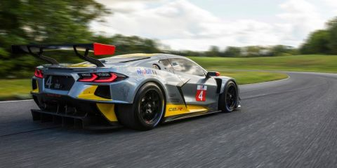 Image result for c8 race car chevy
