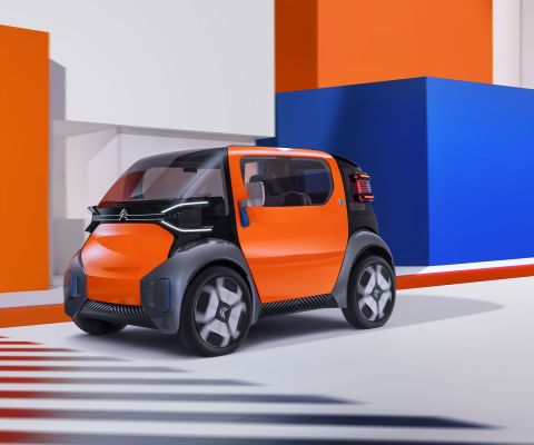 The Citroën Ami One Concept Can Be Driven By Anyone Over 16